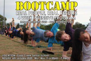 Bootcamp January 2020